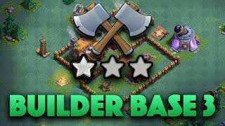 Clash of Clans - INSANE BH3 BASE! ( Builder Hall Level 3 Base )