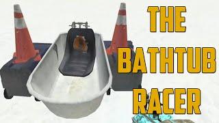 The Bathtub Racer! (garry's Mod: Sled Build)