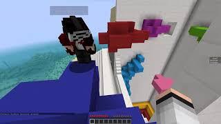 THOR MASKE 😂 - Minecraft Piramit Parkur