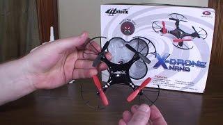 Flytecs - х-дрон нано - огляд і політ