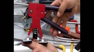 Технология ремонта вмятин без покраски.