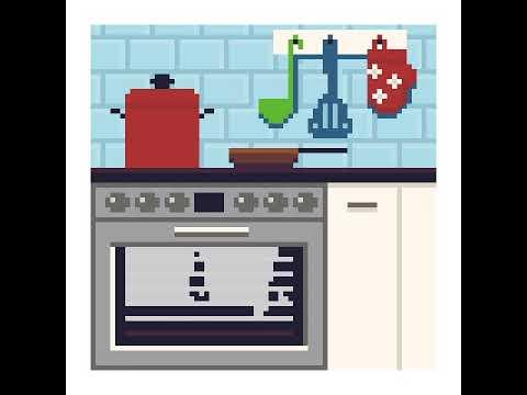 Como Dibujar Una Cocina Comun Paso A Paso Demanera Facil Youtube