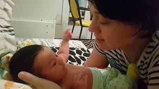 Икота у младенцев  и как от нее избавится