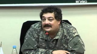 Дмитрий Быков в МГИМО