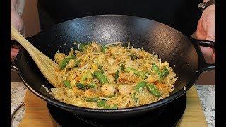Shrimp Fried Rice! (Great Stir Fry Sauce)