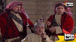 العشاء الاخير غوار ياخذ بثار زوجته من ابو العز وعصابته مؤثر جداً - مسلسل عودة غوار