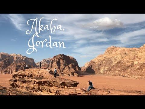 TRAVEL VLOG: A Week in Akaba, Jordan