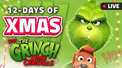 🔴 HOW THE GRINCH STOLE CHRISTMAS! | 12 Days of Christmas Live Streams - Day 1