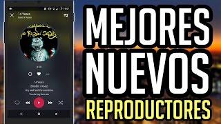 TOP 5 - Nuevos Mejores Reproductores de Musica para Android 2016