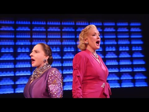 Patti LuPone & Christine Ebersole in War Paint the Musical on Broadway
