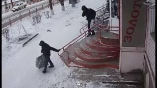 Ограбление ювелирного магазина в Усть-Куте