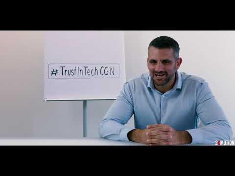 Trust in Tech - Interview Joel Ebrahimi Ziften Inc