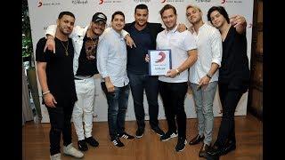 "¿Que vio ""Sony Music Latino"" para firmar a ""Lo Blanquito""?"