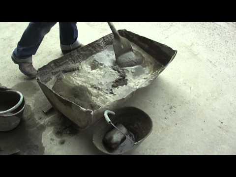 Aplicaci n de efecto granito v deo 2011 arte osaka - Marmolina leroy merlin ...