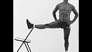 Thomas Kurz Flexibility Test for Side Splits
