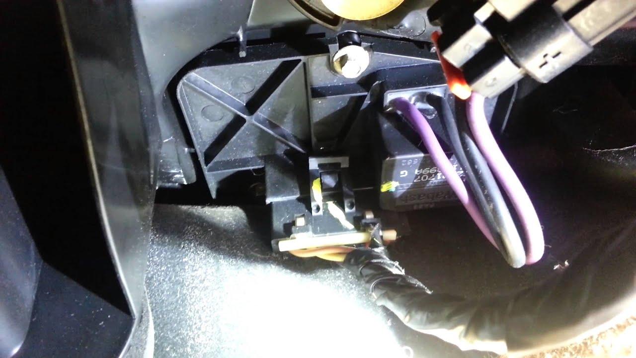 Chevy Impala ac heater blower motor not working  YouTube