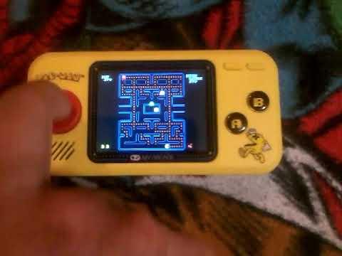 MyArcade Pac Man Pocket Player Showcase