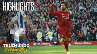 Liverpool vs. Brighton: 2-1 Highlights | Premier League | Telemundo Deportes