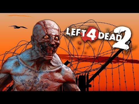 Prison Break (Left 4 Dead 2 Zombies)