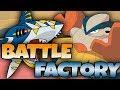 Pokemon Showdown Live: BATTLE FACTORY FREE FOR ALL w/ PokeaimMD, CBB, Emvee, and Moet