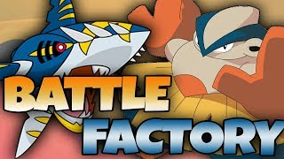 Pokemon Showdown Live: BATTLE FACTORY FREE FOR ALL w/ PokeaimMD, CBB, Emvee, and Moet