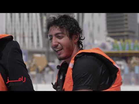 رد فعل محمد هاني بعد رؤية رامز جلال بعد مقلب رامز عقله طار