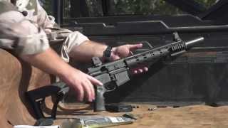daniel defense m4 carbine isr 300 blackout integrally suppressed rifle