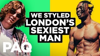 We Styled London's Sexiest Man | PAQ EP#40 | A Show About Streetwear and Fashion
