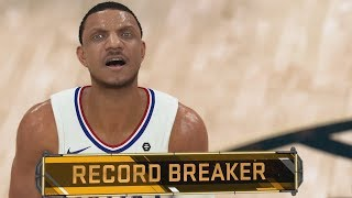 NBA 2K20 My Career EP 36 - 3 Point Record!