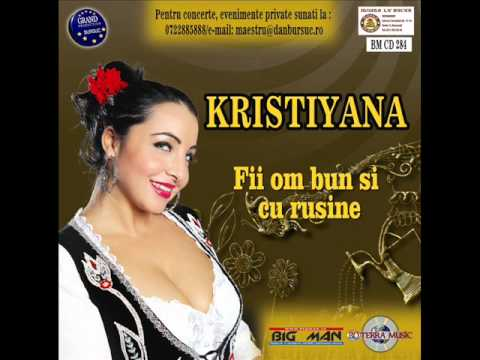 KristiYana - Am barbatul fustangiu (Audio oficial)