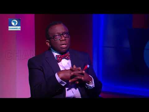 Drilling Time As Hard Copy Hosts Health Minister,Prof Isaac Adewole (Full Interview)