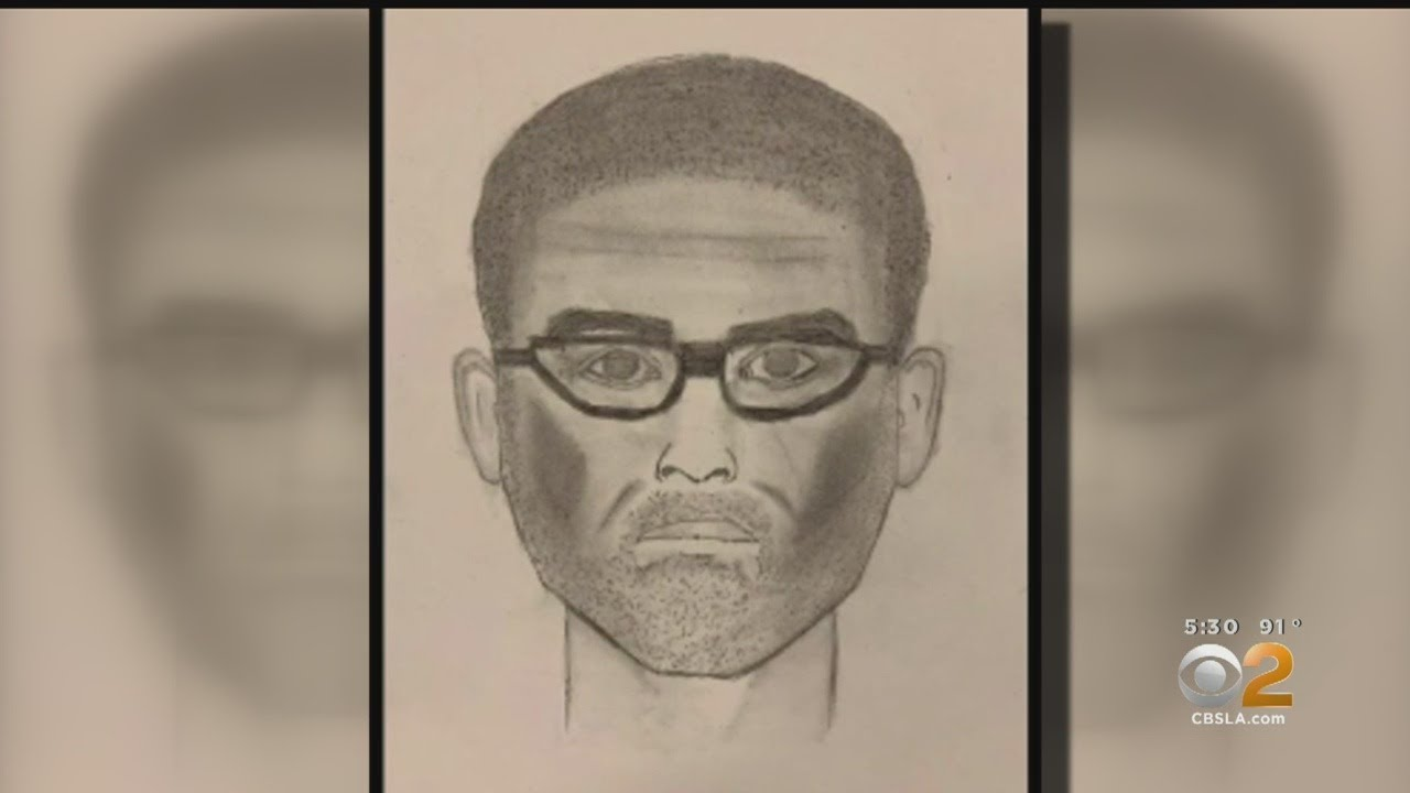 Police Release Sketch Of Suspect In Reported Sexual Assault