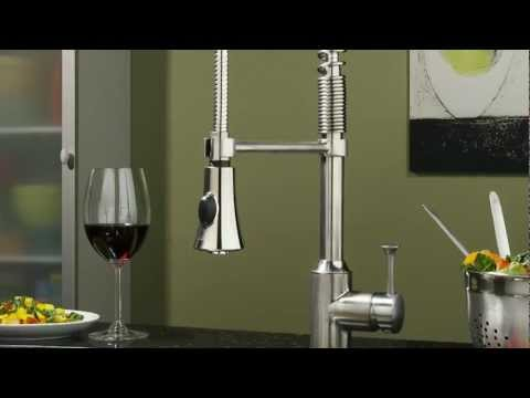 Kitchen Faucets: Pekoe Kitchen Faucet Collection By American Standard - New