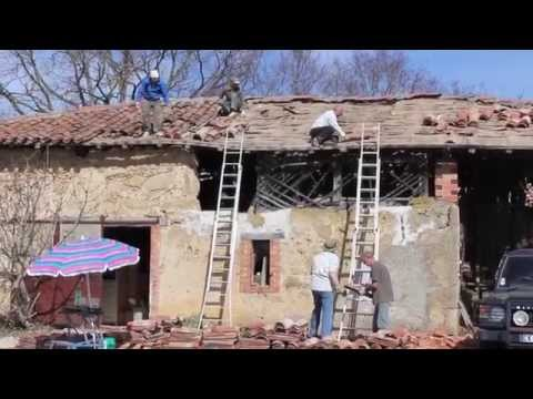 The Builder - Friendly Roof Renovation 1 + Demolition GoPro Clip