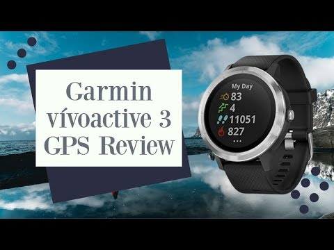 Garmin vívoactive 3 GPS Review GPS Smartwatch