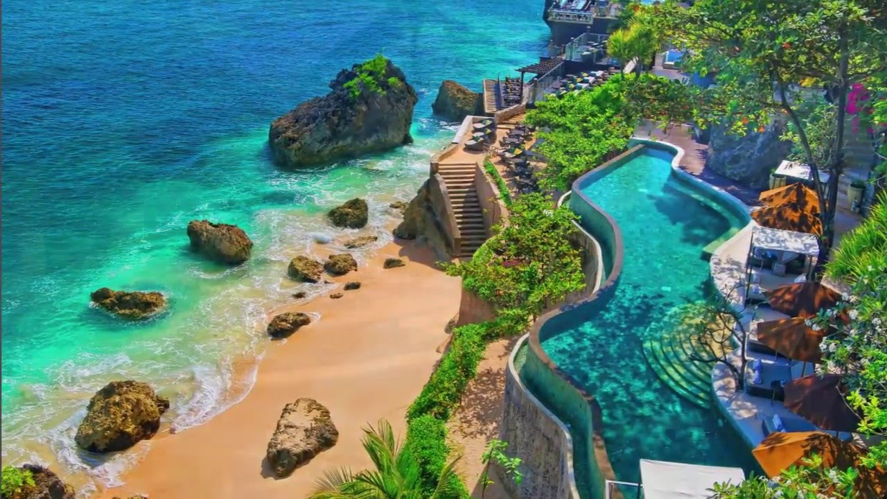 Beautiful Bali Island Indonesia Youtube