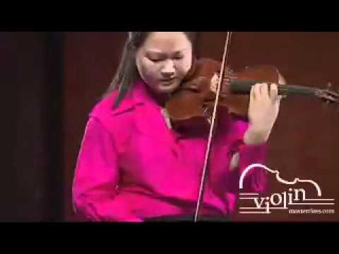 ViolinMasterclass.com Wieniawski Scherzo Tarantelle