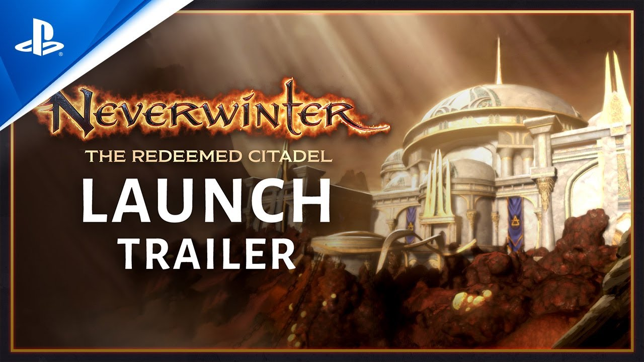 Neverwinter: The Redeemed Citadel - Episode 1 Official Launch Trailer | PS4