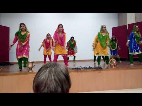 DANCE PERFORMENCE IN MIET JAMMU