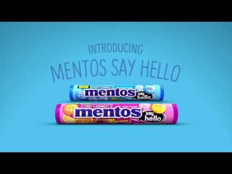 Mentos - Say Hello (Official Video)