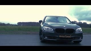 Tuning - BMW 750i F01 - all black I mariani - Felgen I Auspuff I Fahrwerk