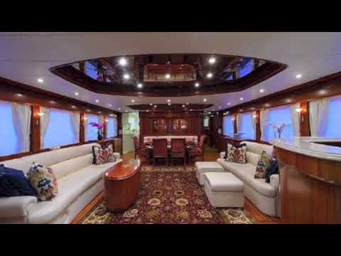 For Sale: 2007 87' Johnson Enclosed Bridge Motor Yacht  lovethatyacht.com