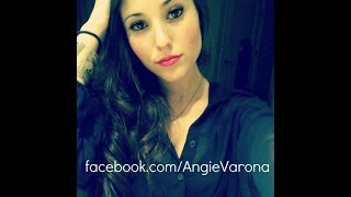 What Hurts The Most - Angie Varona cover
