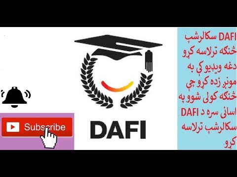 Scholarship for Students – A Scholarship for Refugees 2019