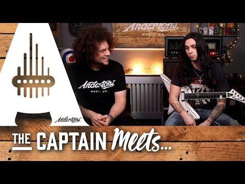 Rabea Meets Gus G (Ozzy Osbourne, Firewind)
