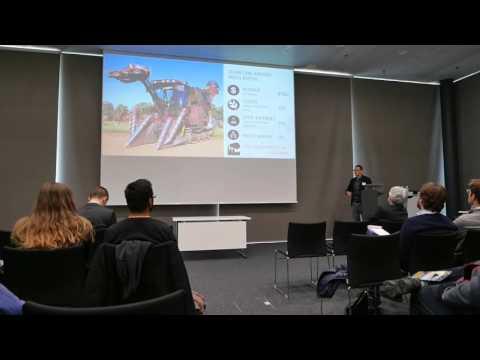 Third agricultural revolution - Gamaya at Stil Conference
