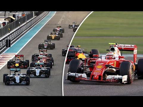 F1 Australian Grand Prix 2017 Full Race