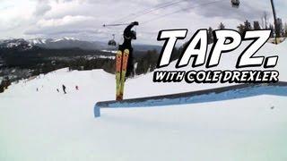 tapz with cole drexler