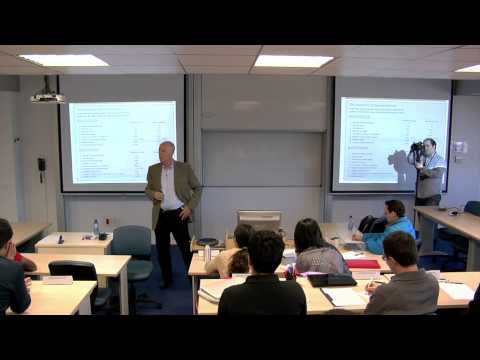 Dr. Yossi Sheffi | Supply Contracts: Risk Sharing in the Supply Chain