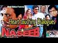 Naseeb Movie Govinda Dialogues 💔 || All Heart Touching || Best Status Forever || Bhavi Status ||